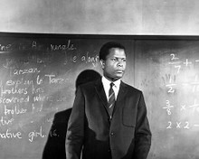 This is an image of Photograph & Poster of Sidney Poitier 198278