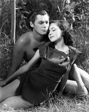 This is an image of Photograph & Poster of Tarzan and His Mate 198470
