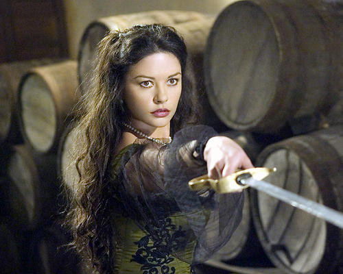This is an image of Photograph & Poster of Catherine Zeta-Jones 290001