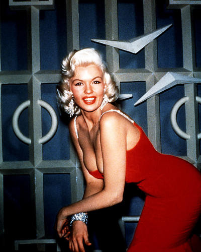 This is an image of Photograph & Poster of Jayne Mansfield 290014