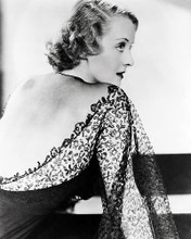 This is an image of Photograph & Poster of Bette Davis 198752
