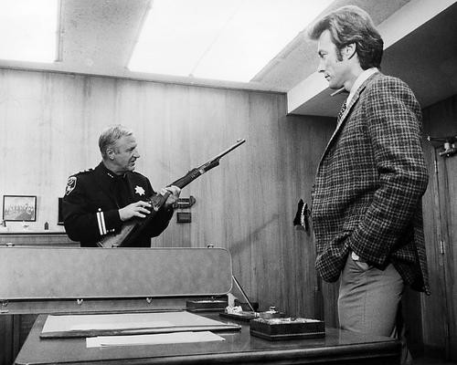 This is an image of Photograph & Poster of Dirty Harry 198855