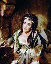 This is an image of Photograph & Poster of Elizabeth Taylor 289954