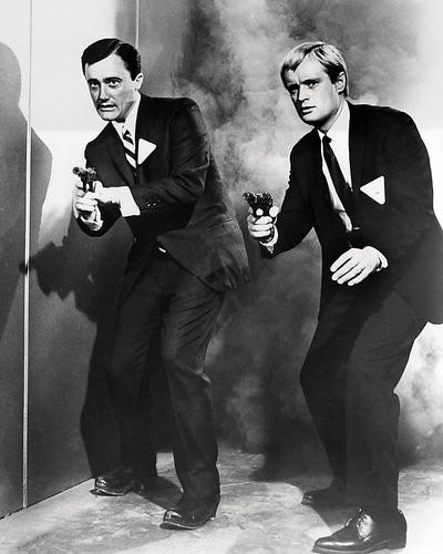 This is an image of Photograph & Poster of The Man from U.N.C.L.E. 199032