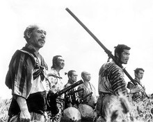This is an image of Photograph & Poster of Seven Samurai 198892