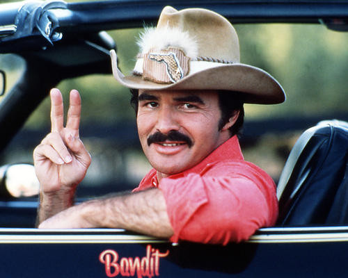 This is an image of Photograph & Poster of Burt Reynolds 290264
