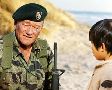 This is an image of Photograph & Poster of The Green Berets 290979