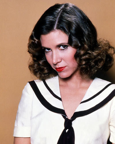 This is an image of Photograph & Poster of Carrie Fisher 290345