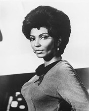 This is an image of 171114 Nichelle Nichols Photograph & Poster