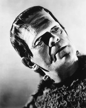 This is an image of 171317 Boris Karloff Photograph & Poster