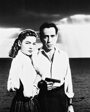 This is an image of 171499 Humphrey Bogart & Bacall Photograph & Poster
