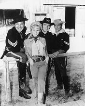 This is an image of 171655 F Troop Photograph & Poster