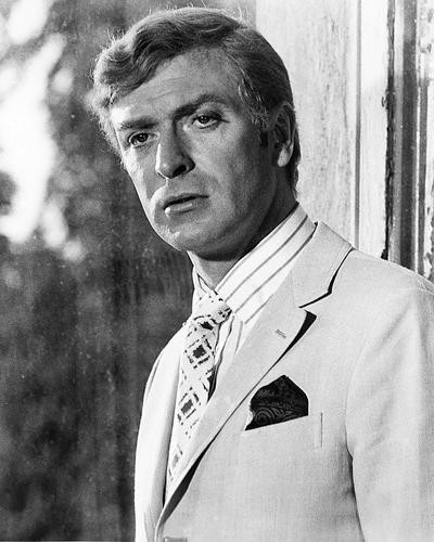 This is an image of 174588 Michael Caine Photograph & Poster