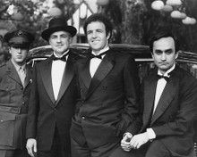 This is an image of 175405 The Godfather Photograph & Poster