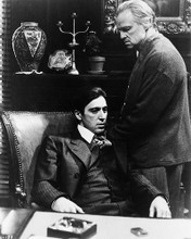 This is an image of 175918 The Godfather Photograph & Poster