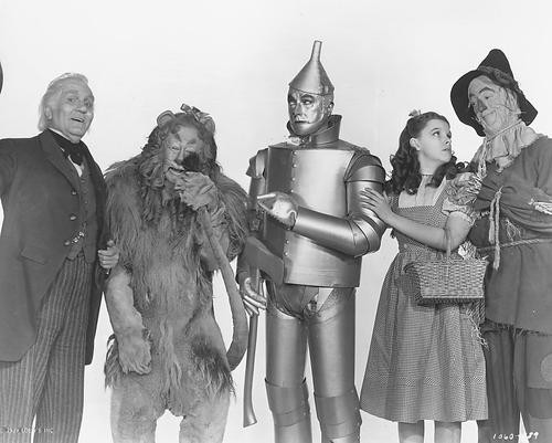This is an image of 176606 The Wizard of Oz Photograph & Poster