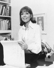 This is an image of 178717 Diana Rigg Photograph & Poster