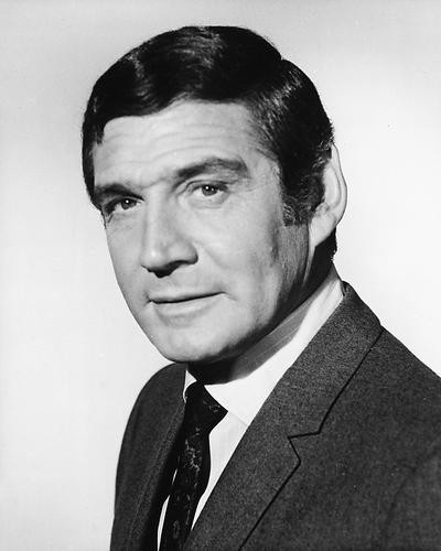 This is an image of 179237 Gene Barry Photograph & Poster