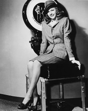 This is an image of 179303 Rita Hayworth Photograph & Poster