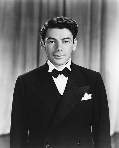 This is an image of 179899 Paul Muni Photograph & Poster