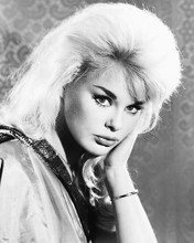 This is an image of 180249 Elke Sommer Photograph & Poster