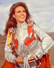 This is an image of 219276 Raquel Welch Photograph & Poster