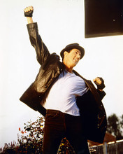 This is an image of 222314 Sylvester Stallone Photograph & Poster