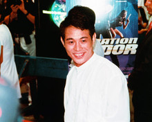 This is an image of 238866 Jet Li Photograph & Poster