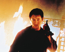 This is an image of 242191 Jet Li Photograph & Poster