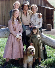 This is an image of 248230 Little House on the Prairie Photograph & Poster