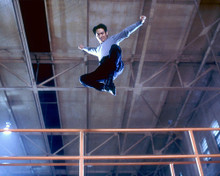This is an image of 249532 Jet Li Photograph & Poster