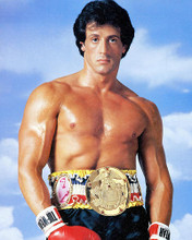 This is an image of 252144 Sylvester Stallone Photograph & Poster