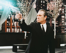 This is an image of 252831 Tommy Lee Jones Photograph & Poster