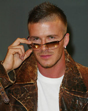 This is an image of 254902 David Beckham Photograph & Poster