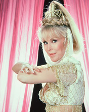 This is an image of 254976 Barbara Eden Photograph & Poster