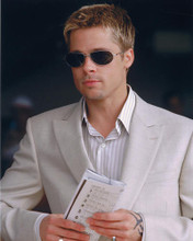 This is an image of 255087 Brad Pitt Photograph & Poster