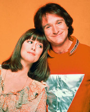 This is an image of 255390 Mork and Mindy Photograph & Poster