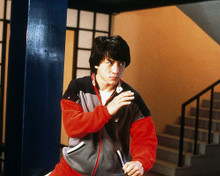 This is an image of 257025 Jackie Chan Photograph & Poster