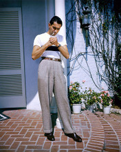 This is an image of 258689 Tyrone Power Photograph & Poster
