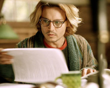 This is an image of 258978 Johnny Depp Photograph & Poster