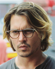 This is an image of 259356 Johnny Depp Photograph & Poster
