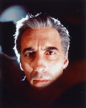 This is an image of 259481 Christopher Lee Photograph & Poster