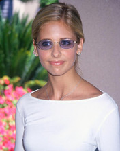 This is an image of 265239 Sarah Michelle Gellar Photograph & Poster