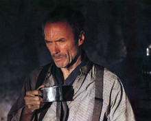 This is an image of 265972 Clint Eastwood Photograph & Poster