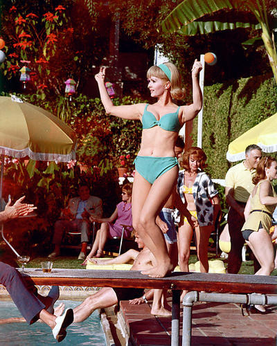 This is an image of 266144 Debbie Reynolds Photograph & Poster