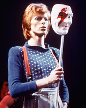 This is an image of 266277 David Bowie Photograph & Poster