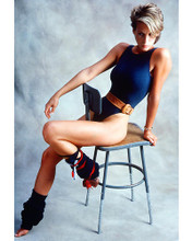 This is an image of 266896 Jamie Lee Curtis Photograph & Poster