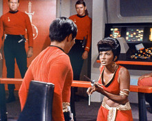 This is an image of 267040 Nichelle Nichols Photograph & Poster