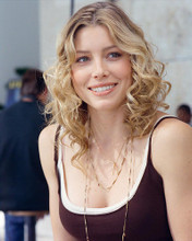 This is an image of 269266 Jessica Biel Photograph & Poster