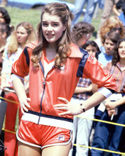 This is an image of 278252 Brooke Shields Photograph & Poster